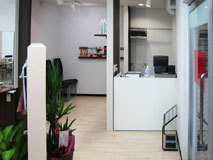 埼玉県 さいたま市 美容室 内装工事