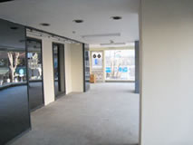 横浜 中区伊勢佐木町  美容室 内装工事
