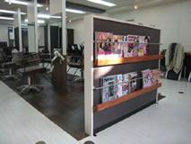 東京都 国分寺市  美容室 内装工事