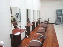 東京都 墨田区 美容室の店舗デザイン施工事例