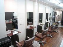 埼玉県 所沢市 美容室の店舗デザイン施工事例