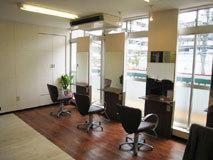 東京都 日野市 美容室の店舗デザイン施工事例