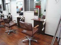 東京都 国分寺市 美容室の店舗デザイン施工事例