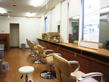東京都 八王子市 美容室の店舗デザイン施工事例