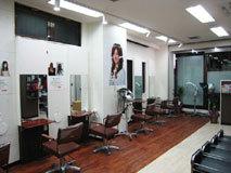 千葉県 船橋市 美容室の店舗デザイン施工事例