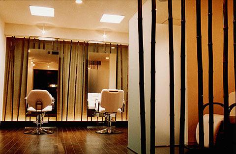 大阪府 大阪市 鶴見区 美容室の店舗デザイン施工事例
