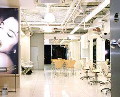 奈良県 御所市 美容室の店舗デザイン施工事例