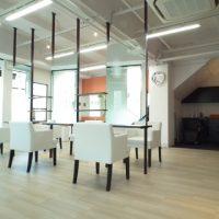 大阪府 藤井寺市 美容室の店舗デザイン内装工事