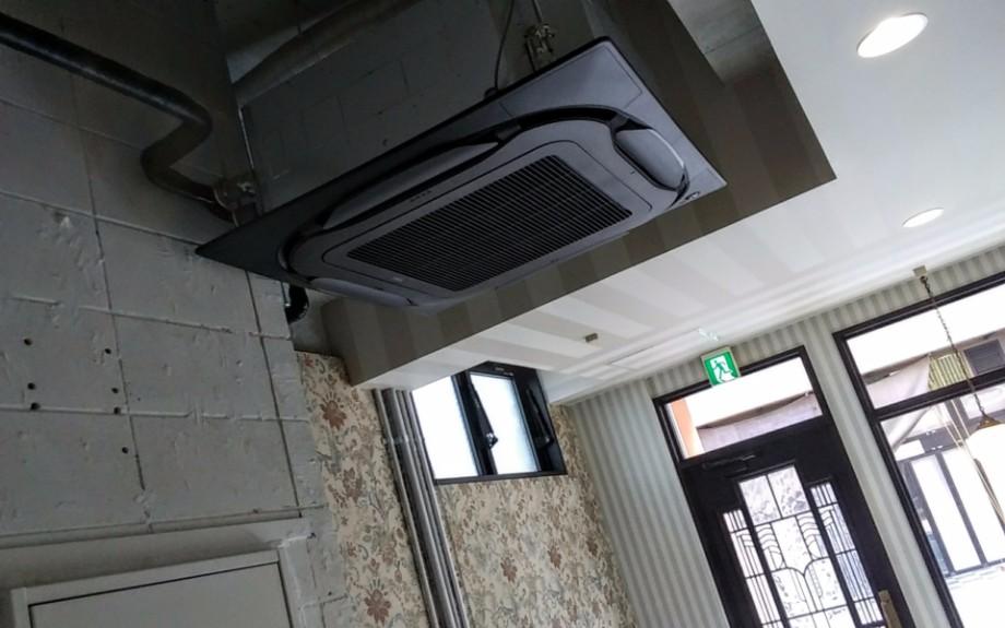 スケルトン(福岡県 福岡市 美容室 11坪)