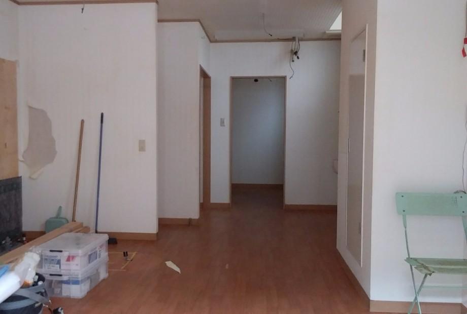 着工前(福岡県 福岡市 美容室 11坪)
